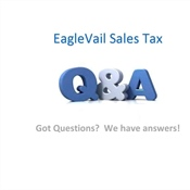 EagleVail Sales Tax